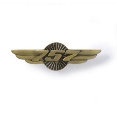 Boeing 757 Wings Pin